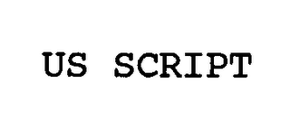 mark for US SCRIPT, trademark #76387123