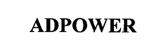 mark for ADPOWER, trademark #76387999