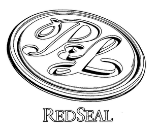 mark for P & L REDSEAL, trademark #76388305