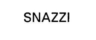 mark for SNAZZI, trademark #76388659