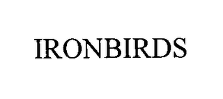 mark for IRONBIRDS, trademark #76388660