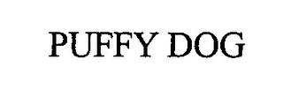 mark for PUFFY DOG, trademark #76389342