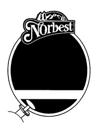 mark for NORBEST, trademark #76390241