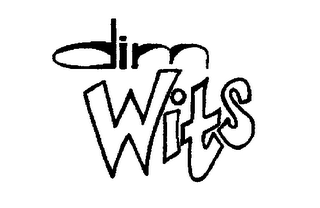mark for DIM WITS, trademark #76391125