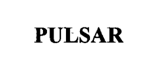 mark for PULSAR, trademark #76391348