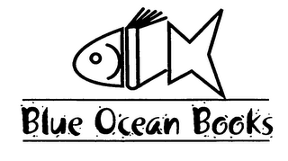 mark for BLUE OCEAN BOOKS, trademark #76392620