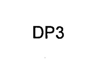 mark for DP3, trademark #76392732