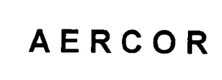 mark for AERCOR, trademark #76393258