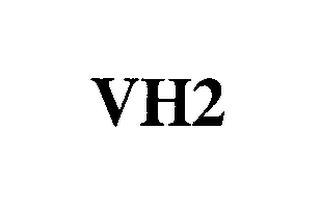 mark for VH2, trademark #76395526