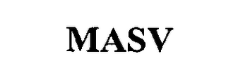 mark for MASV, trademark #76399314
