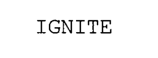 mark for IGNITE, trademark #76399642