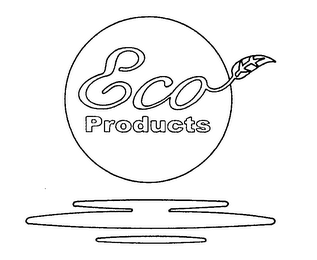mark for ECO PRODUCTS, trademark #76399790