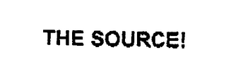 mark for THE SOURCE!, trademark #76400272