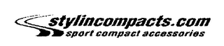 mark for STYLINCOMPACTS.COM SPORT COMPACT ACCESSORIES, trademark #76400989