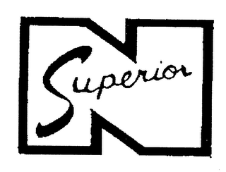 mark for N SUPERIOR, trademark #76401768