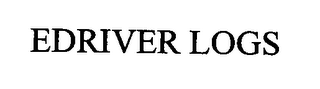 mark for EDRIVER LOGS, trademark #76401948