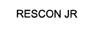 mark for RESCON - JR., trademark #76402403