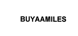 mark for BUYAAMILES, trademark #76402844
