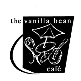 mark for THE VANILLA BEAN CAFE, trademark #76403650