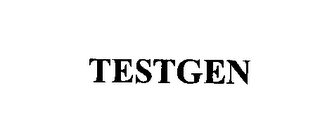 mark for TESTGEN, trademark #76403771