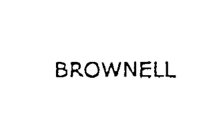 mark for BROWNELL, trademark #76404396
