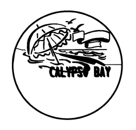 mark for CALYPSO BAY, trademark #76404857