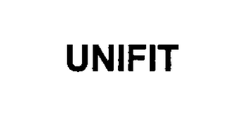 mark for UNIFIT, trademark #76405296