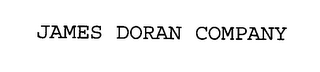 mark for JAMES DORAN COMPANY, trademark #76408053