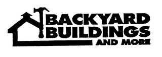 mark for BACKYARDS BUILDINGS AND MORE, trademark #76408828