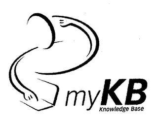 mark for MYKB KNOWLEDGE BASE, trademark #76409313