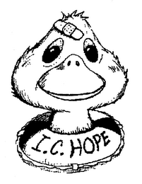 mark for I.C. HOPE, trademark #76409351