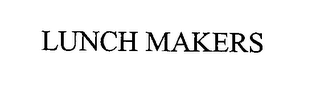 mark for LUNCH MAKERS, trademark #76410087