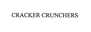 mark for CRACKER CRUNCHERS, trademark #76410227