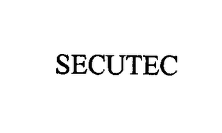 mark for SECUTEC, trademark #76410372