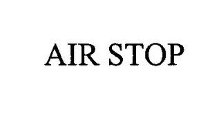 mark for AIR STOP, trademark #76411169