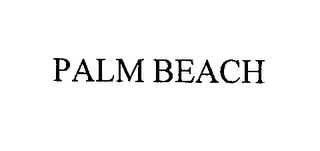 mark for PALM BEACH, trademark #76412298
