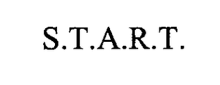 mark for S.T.A.R.T., trademark #76413169