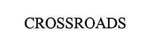 mark for CROSSROADS, trademark #76414959