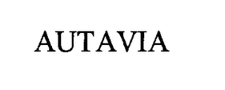 mark for AUTAVIA, trademark #76416018