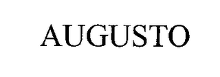 mark for AUGUSTO, trademark #76416053