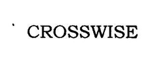 mark for CROSSWISE, trademark #76416608