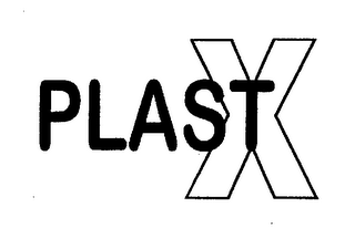 mark for PLASTX, trademark #76416736