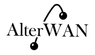 mark for ALTERWAN, trademark #76419658