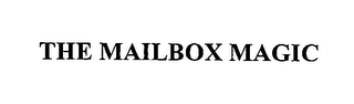 mark for THE MAILBOX MAGIC, trademark #76420580