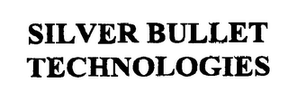 mark for SILVER BULLET TECHNOLOGIES, trademark #76420592