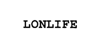 mark for LONLIFE, trademark #76420658