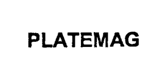 mark for PLATEMAG, trademark #76421312
