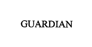 mark for GUARDIAN, trademark #76421700