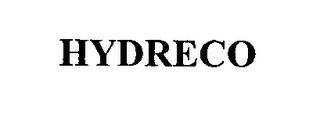 mark for HYDRECO, trademark #76422694