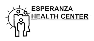 mark for ESPERANZA HEALTH CENTER, trademark #76422824
